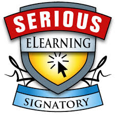 Serious eLearning Signatory Logo