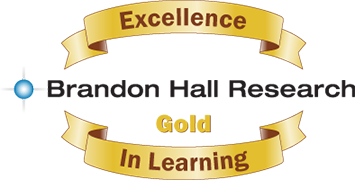 Brandon Hall Research Gold Award for Excellence in Elearning